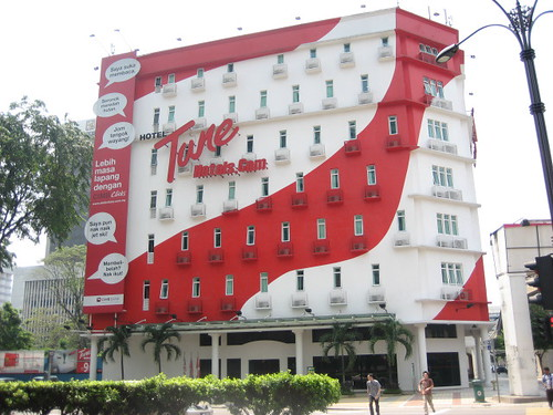 Tune Hotel Hostel 20