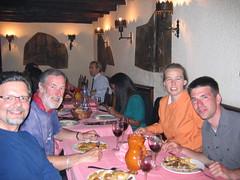 "Dinner in Restaurante Meson de los Infantes, Burgos • <a style=""font-size:0.8em;"" href=""http://www.flickr.com/photos/48277923@N00/2622802704/"" target=""_blank"">View on Flickr</a>"