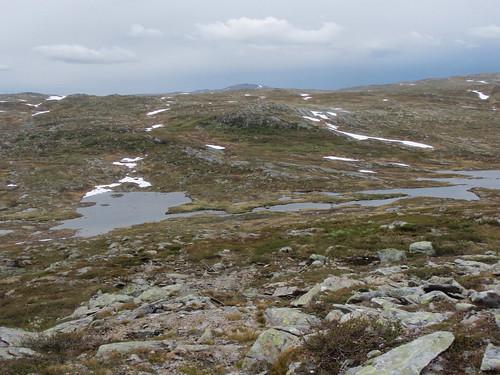 Fra Hykkelfjellet