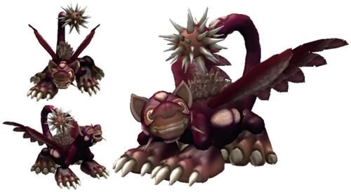 Spore Creature: Cathunt