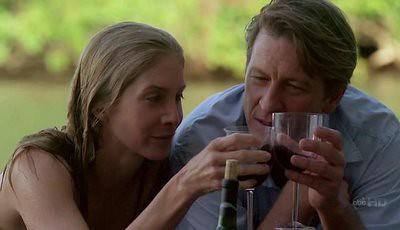 La otra mujer Juliet y Goodwin Perdidos cuarta temporada