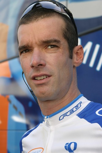 David Millar in wistful mood