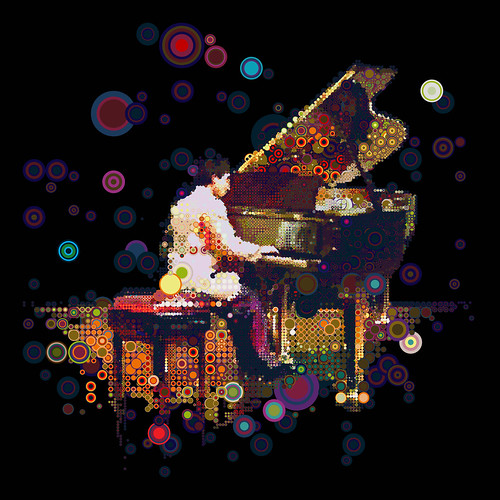Bradesco Prime: The piano player / Charis Tsevis