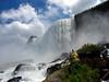 318 Cave of the Winds 2 (Fractal Artist) Tags: niagrafalls niagra caveofthewinds power water waterfall roar spray wind awesome wet powerful mystical instantfav blueribbonwinner