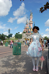 Disneyland (herajika) Tags: outfit paris08