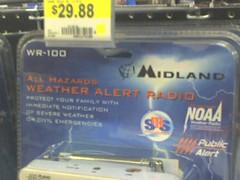 Tornado radio in Omaha