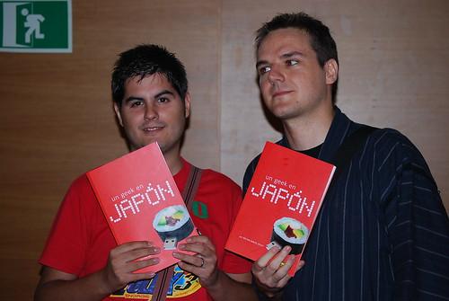 Pau i Kirai, dos geeks en la UA