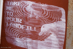 20080726-1032-The Hobbit (PhilSc) Tags: art painting graffiti stencil forum banksy crew tso southampton reggae hobbit thehobbit eyesaw l2 spqr jeepers supercans orticanoodles stickee jilko spape