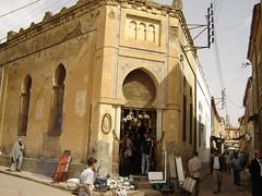 Mda - Synagogue (intasko) Tags: street city architecture algeria israel candid synagogue jewish algerie medea arabesque alger juif sephardi israelite algier juive sepharade sefarade rabbisioncohen rabbiyochouaelkam