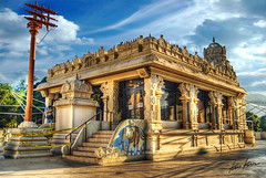 hindu temple II (Kris Kros) Tags: ca india photoshop temp
