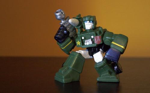 Robot Heroes G1 Hound