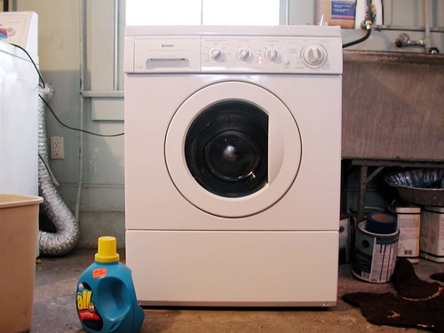 Kenmore Washer/Dryer Combo at Sears for $579.98! (Photo via Editor, Flickr.com)