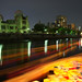 原爆ドーム:A-Bomb Dome  August 6 灯篭流し(Lanterns Floating) [Worldheritage]