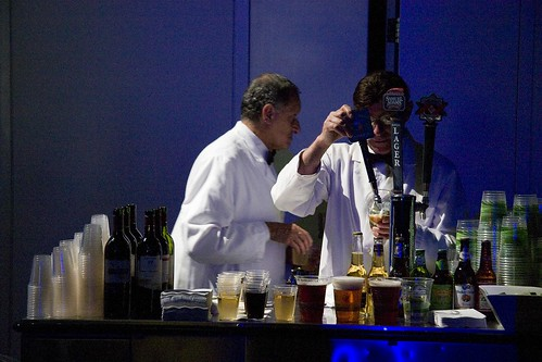 Google IO open bar