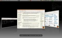 HP 6720s - Compiz teszt