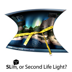 SLim - Second Life Light instant messaging?