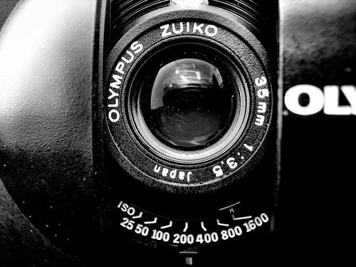 Olympus XA3 Lens