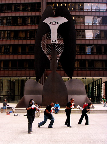 Picasso sculpture, Chicago