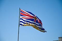 British Columbia Flag (danakosko) Tags: britishcolumbia flag victoria