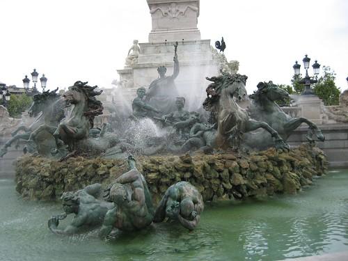 Girondins Monument