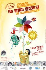 affiche festival 2008 FRAPNA