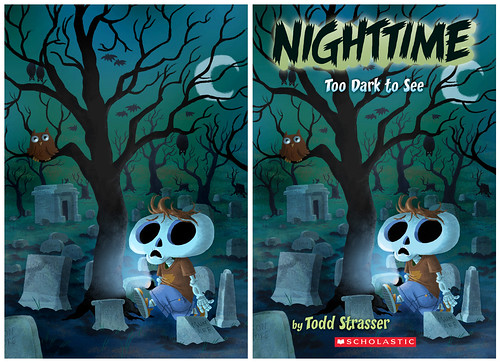 Nighttime Cover (Too Dark to See)