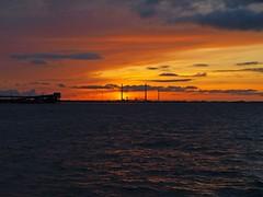 Wilhelmshaven Sonnenuntergang (arne.reiners) Tags: sunset sonnenuntergang nordsee wilhelmshaven jadebusen