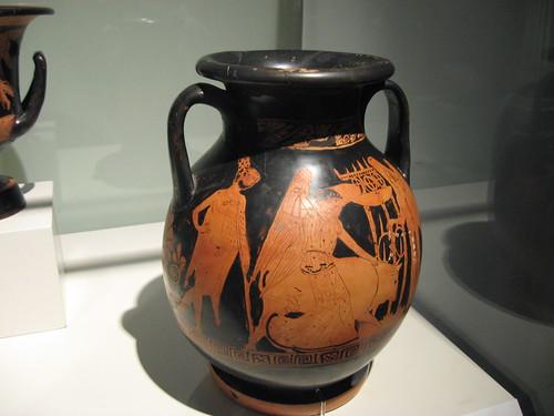 古希腊陶器