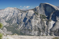 20080912 Half Dome from North Dome