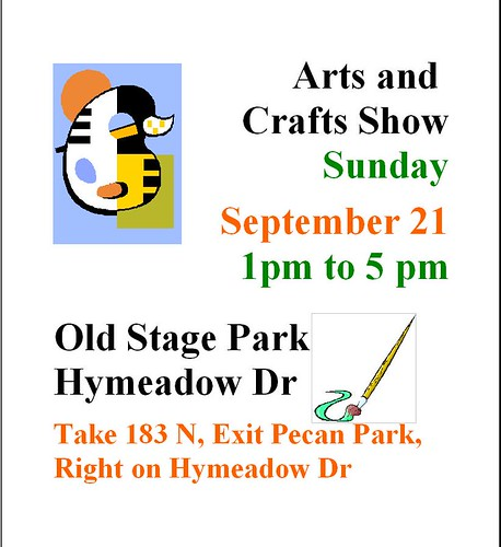 Anderson Mill Arts & Crafts Show