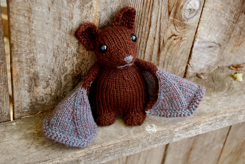 Brown Bat 1