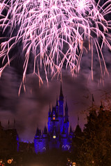 Disney - Mayhem Over the Castle (Explored)