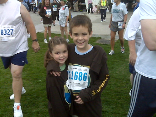Tristyn & Maia at the Great Race