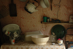 Kitchen in the Dacha () (Dina Argov) Tags: old trip family art cup wall paper stpetersburg russia country tools ducha dina past        sosnovo    argov    otherrussia