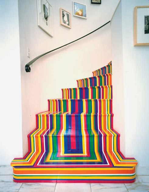2924247484 9fb29986b9 o How to Make the Stairs the Most Interesting Element of Your Home