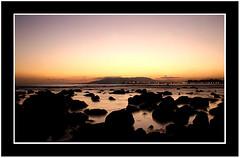 Balneario III (EmOLLejO) Tags: playa malaga balneario largaexposicion