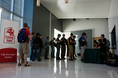 MerbCamp registration by Andy Delcambre