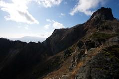 恵庭岳山頂