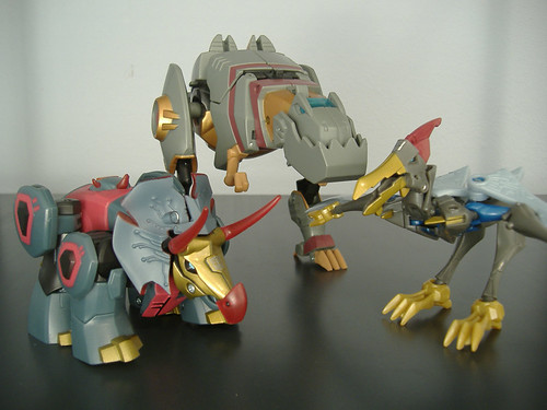 Animated Dinobots-alt