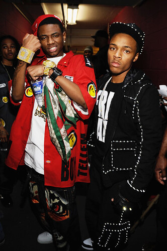bow wow dresses. Soulja Boy, Bow Wow