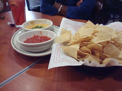 Chips & Queso? (kshilcutt) Tags: restaurant burger houston memorialcitymall sportatorium becksprime