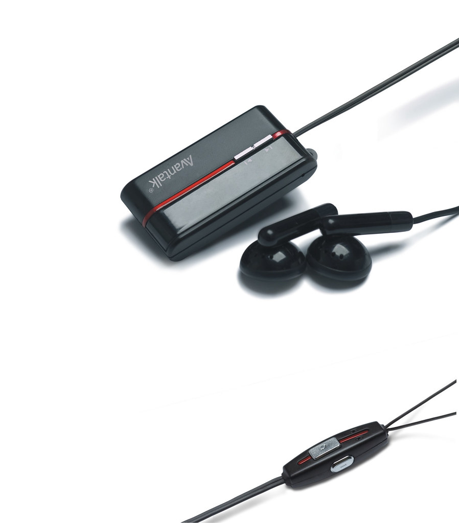 Avantalk Bluetooth Stereo Headset -CS2 , for iPhone,Blackberry,Nokia,Motorola,Samsung,SonyEricsson