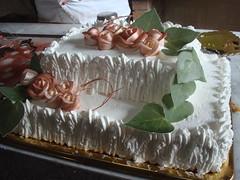Dimostrazione decorazione torte