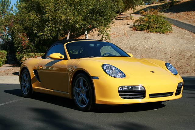 2007 Porsche Boxster Rs 60 Spyder Tiptronic Related