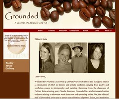 Grounded Journal