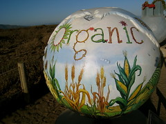 """Organic-Sustainable Farmed Products""..."