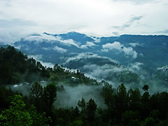 Hum Tum Houn Gay Badal Ho Ga...................! (NotMicroButSoft (Fallen in Love with Ghizar, GB)) Tags: pakistan nature clouds kashmir bagh ajk arja azadkashmir dheerkot
