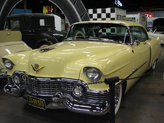 1954 Cadillac Coupe deVille '1G 88 926' 1 (Jack Snell - Thanks for over 21 Million Views) Tags: 1954 cadillac 88 deville coupe 1g 926