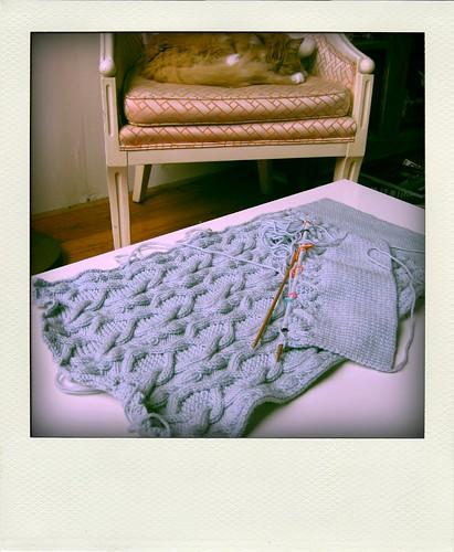 db knit vest 1
