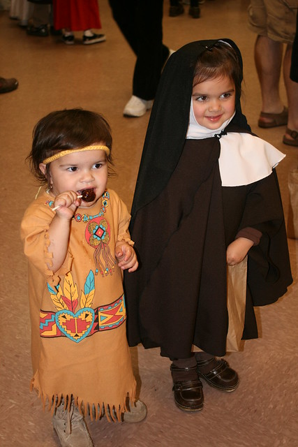 St. Kateri and Saint Clare